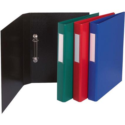 EXACOMPTA Ringbuch PP, 2-Ring-Mechanik, DIN A4, sortiert