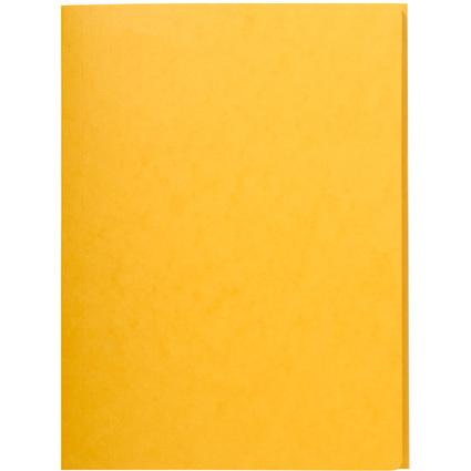 EXACOMPTA Sammelmappe, DIN A4, Karton, gelb