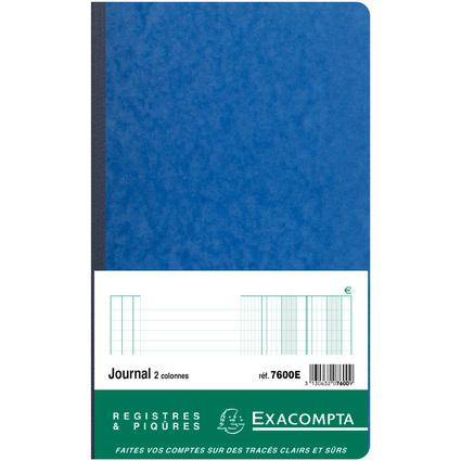 EXACOMPTA Standard-Registerbuch numeriert von 1-80, kariert