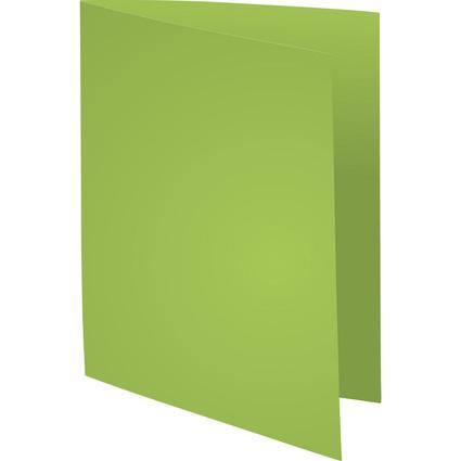 EXACOMPTA Aktendeckel ROCK'S, DIN A4, 80 g/qm, grün