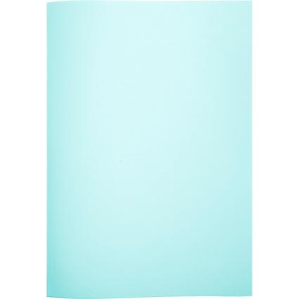EXACOMPTA Sous-chemises Cotes de plaidoirie, bleu clair