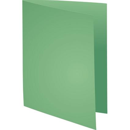 EXACOMPTA Aktendeckel SUPER 60, DIN A4, 60 g/qm, hellgrün