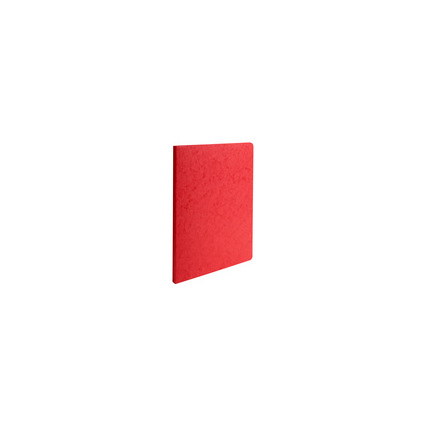 EXACOMPTA Aktendeckel LUSTRO, 240 x 320 mm, rot