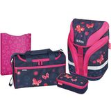 "herlitz schulrucksack Motion plus ""Butterfly Dream"""