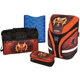 "herlitz schulrucksack Motion plus ""Dragon"""