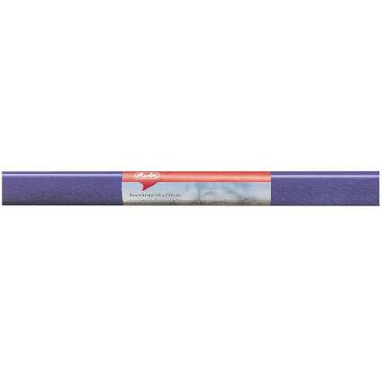 herlitz Krepp-Papier, (B)500 x (L)2.500 mm, lila