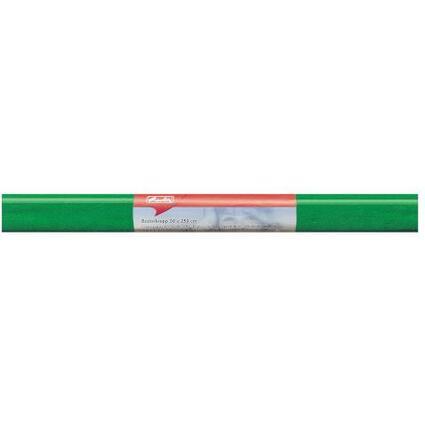 herlitz Krepp-Papier, (B)500 x (L)2.500 mm, grün