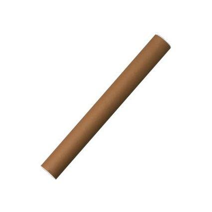 herlitz Versandrohr, Außenmaß: 455 x 55 mm, Karton, braun