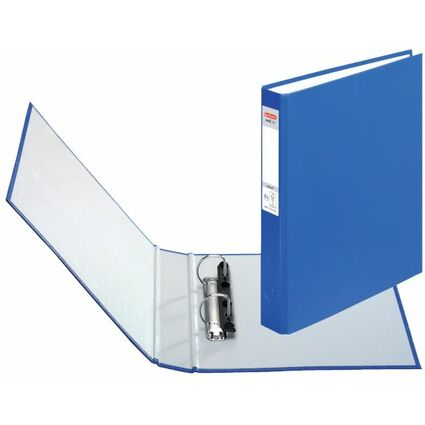 herlitz Ringbuch maX.file protect, A5, 2-Ring-Mechanik, blau