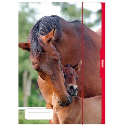 """herlitz Zeichnungsmappe """"Pferd"""", DIN A3"""