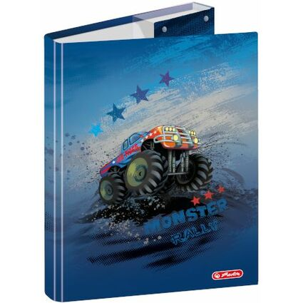 "herlitz Heftbox Midi Boys ""Speed"", DIN A5, Pappe"