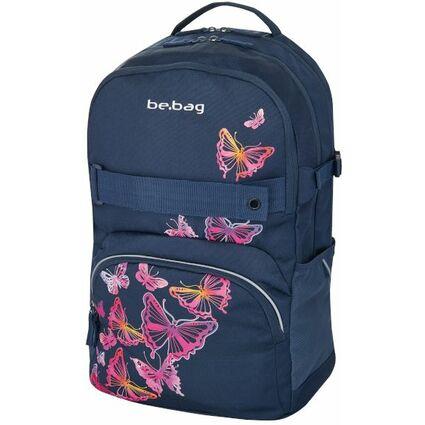 "herlitz Schulrucksack be.bag cube ""Butterfly"""