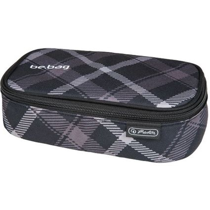 "herlitz Schlamper-Etui be.bag BEATBOX ""Black Checked"""