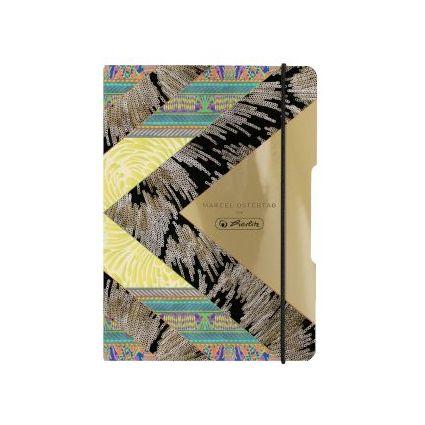 herlitz Notizheft my.book flex Marcel Ostertag, A6, PP-Cover