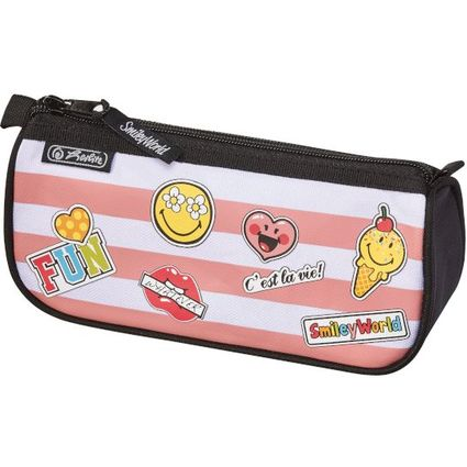"herlitz Schlamper-Rolle Sport SmileyWorld ""Girly"""