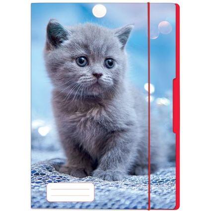 """herlitz Zeichnungsmappe """"Katze"""", DIN A4"""