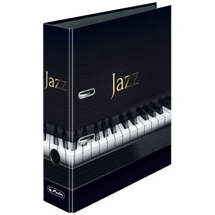 herlitz Motivordner maX.file Jazz, DIN A4