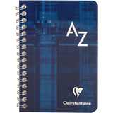 Clairefontaine Registerbuch, 95 x 140 mm, kariert