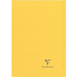 Clairefontaine cahier Koverbook, 210 x 297 mm, séyès, jaune