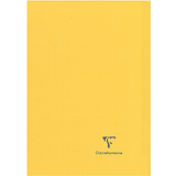Clairefontaine cahier Koverbook, 240 x 320 mm, séyès, jaune