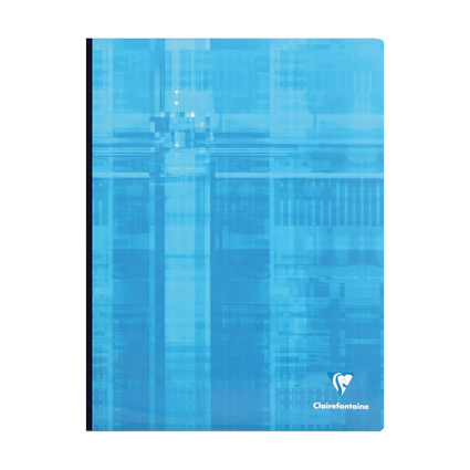 Clairefontaine Cahier broché, 240 x 320 mm, 192 pages, séyès
