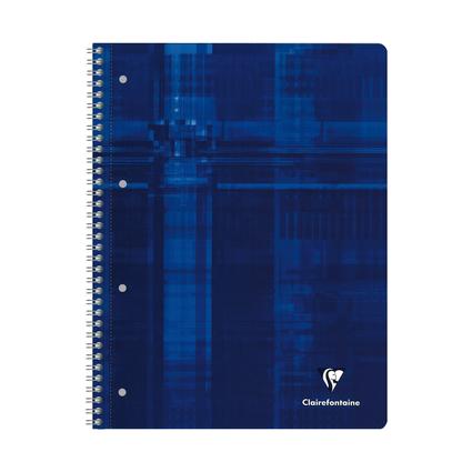 Clairefontaine Collegeblock, DIN A4, Lineatur 22, 80 Blatt