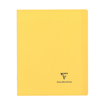 Clairefontaine Cahier Koverbook, 170 x 220 mm, séyès,assorti