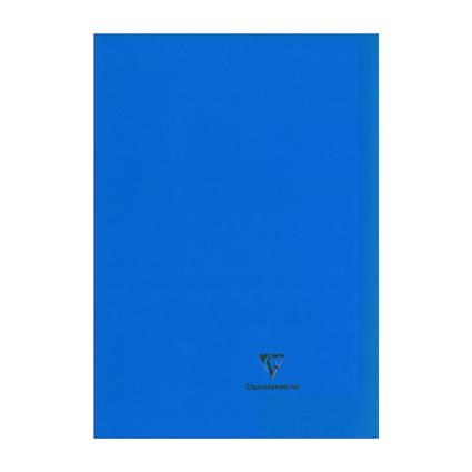 Clairefontaine Cahier Koverbook, 210 x 297 mm, séyès, bleu