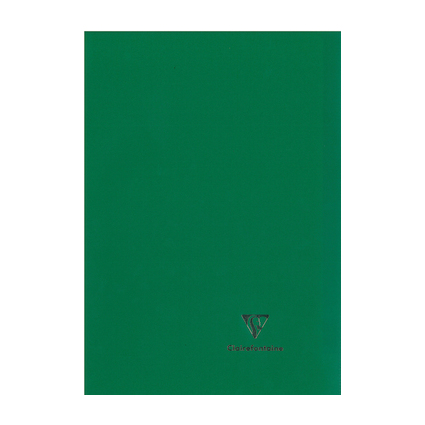Clairefontaine Cahier Koverbook, 210 x 297 mm, séyès, vert