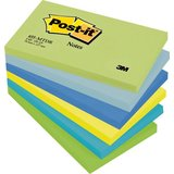 Post-it haftnotizen Dreamy Collection, 127 x 76 mm, sortiert