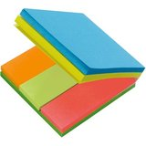 Post-it haftnotizen Multi Notes, 76 x 76, 25 x 76 mm