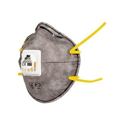 3M Atemschutzmaske 9914, Schutzstufe FFP1