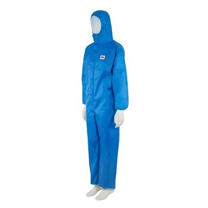 3M Schutzanzug 4532+, Typ: 5/6, Größe: XL, blau