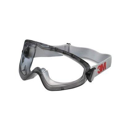 3M Vollsichtschutzbrille 2890SC, Scheibentönung: klar