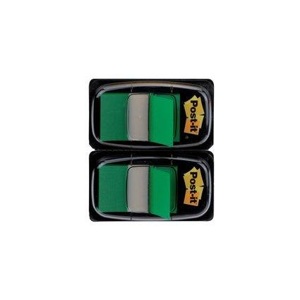 Post-it Haftmarker Index, 25,4 x 43,2 mm, grün, Vorteilspack