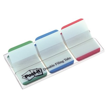 Post-it Haftmarker Index Strong, 25,4 x 38 mm