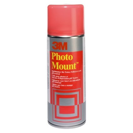 "3M Scotch Sprühkleber ""Foto-Mount"", 400 ml"