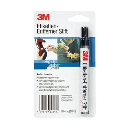 3M Etiketten-Entferner Stift, Inhalt: 8,2 g