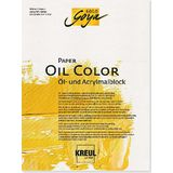 KREUL Künstlerblock solo Goya paper Oil Color, 240 x 320 mm