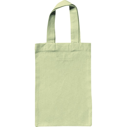 KREUL Baumwoll-Tasche JAVANA, natur, (B)180 x (H)260 mm