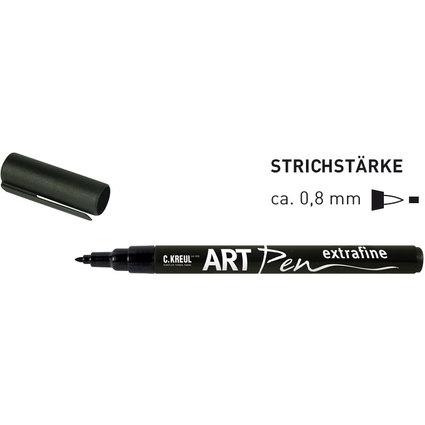 KREUL Tuschestift ARTPen extrafine, schwarz