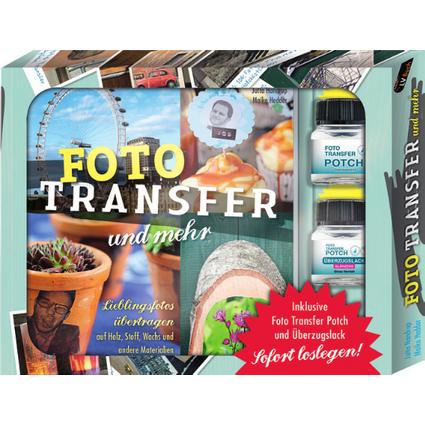 "KREUL Foto Transfer POTCH, Set ""Foto-Transfer und mehr"""