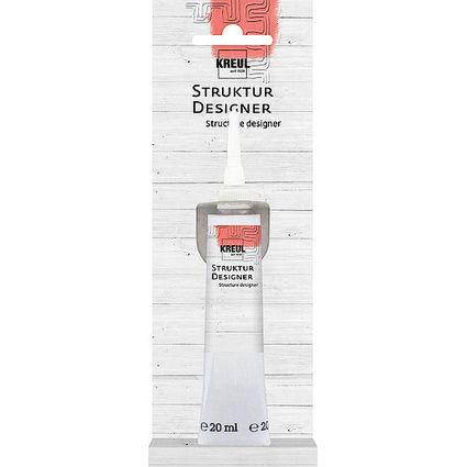 KREUL Strukturdesigner, 20 ml Tube, auf Blisterkarte