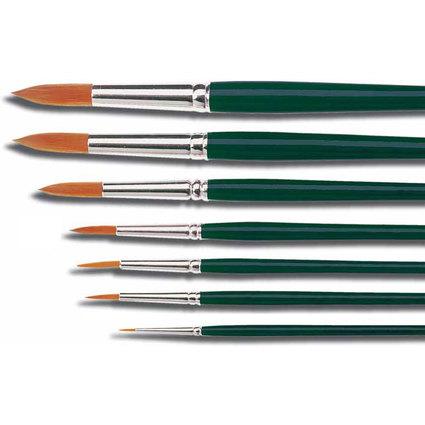 KREUL Haarpinsel Hobby Line BASIC, Nylon, rund, Gr. 3