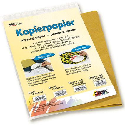 KREUL Kopierpapier Hobby Line, 300 x 420 mm, weiß