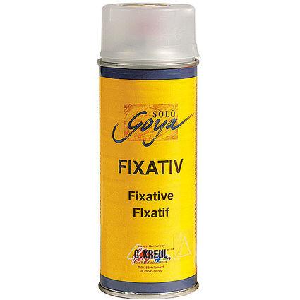 KREUL Sprühlack SOLO Goya Fixativ, 150 ml Dose