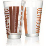 "Flirt by R & b Latte-Macchiato-Glas ""Coffeeparty"", 0,33 l"